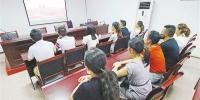 中国特色社会主义法律体系建设迈上新台阶——我市各界热议政论专题片《法治中国》开播 - 妇联