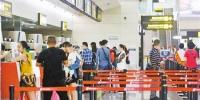 T3A航站楼启用一周 运送旅客50万人次 - 重庆新闻网