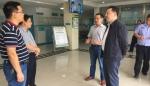 刘克佳副主任率队督导北碚区天府总院公立医院综合改革推进情况 - 卫生厅