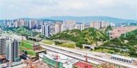 渝黔铁路新线将于年底投用 - 重庆新闻网
