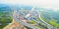 九永高速九龙坡区走马段,九龙坡互通正在加紧建设 - 重庆新闻网