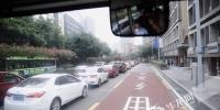 公交优先道投用 3.5公里路段平均用时14.9分钟 - 重庆晨网