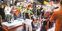 亚洲最大摩托车展亮相重庆 全球众多著名厂商、零部件企业参展寻商机 - 重庆晨网