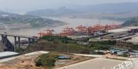 1、寸滩港的货运功能逐步转移到果园港。记者 李文科 摄.jpg - 重庆晨网
