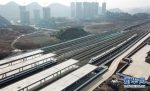 (经济)(2)渝贵铁路进入联调联试冲刺阶段 - 新华网