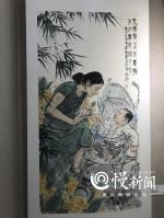 春节去哪儿?龙头寺公园112件美术作品邀你免费欣赏 - 重庆晨网