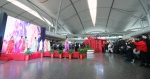 """重庆机场""""空港贺岁 瑞狗迎春""""主题春节文化体验活动 - 机场"""
