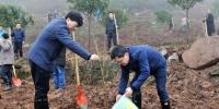 铜梁区扎实开展2018年国土绿化提升行动春季义务植树活动 - 林业厅