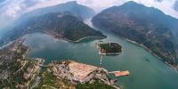 十张航拍图带你领略五月瞿塘峡 - 重庆晨网