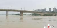 洪峰来袭 全市转移群众近10万人 - 重庆晨网