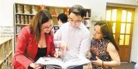 重庆图书馆向普希金图书馆赠送渝版新书 - 重庆晨网