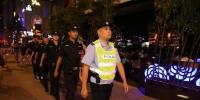 重庆警方服务民营经济30条一周年:江北警企联巡获点赞 - 公安厅