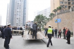 提升群众安全感:九龙坡警方打响岁末平安建设攻坚战 - 公安厅