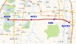 江北区武江路三期道路工程钢箱梁吊装施工交通组织提示信息 - 公安局公安交通管理局