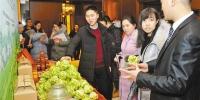 涪陵青菜头拓展全国市场 - 重庆晨网