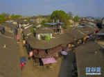 (美丽中国)(3)重庆合川:涞滩古镇  最美村镇的现实存在 - 新华网