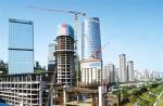 458米!重庆在建第一高楼进入攻坚阶段,钢结构重量相当于7个埃菲尔铁塔 - 重庆晨网
