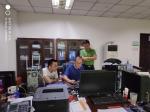 重庆市天保办督查秀山生态护林员建设情况 - 林业厅