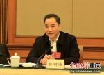 图为重庆市人大代表、奉节县委书记杨树海。高吕艳杏摄 - 重庆新闻网