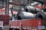 (聚焦疫情防控)(5)重庆果园港积极生产助力物流企业复工复产 - 新华网