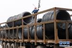(聚焦疫情防控)(1)重庆果园港积极生产助力物流企业复工复产 - 新华网