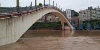 綦江应急响应升为Ⅲ级!已超保证水位,多路段垮塌正在抢修 - 重庆晨网