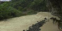 强降雨致黔江部分道路中断,当地已启动防汛抗洪Ⅳ级应急响应 - 重庆晨网