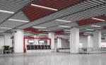轨道交通九号线一期工程沙坪坝站开始机电安装施工 年内有望全面完工 - 重庆晨网