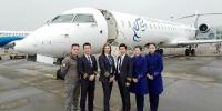 27岁学习开飞机驾驶 重庆有个美国女机长 - 重庆晨网